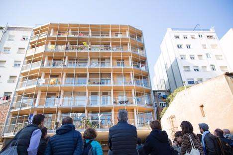 La Cooperativa d'arquitectes Lacol signe La Borda (Barcelone)