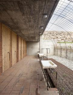 Le contenant et le contenu : le musée du climat de Lleida signé Toni Gironès