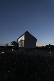 La Maison dans le Potager de LDA.iMdA pour une ruralité contemporaine respectueuse du développement durable
