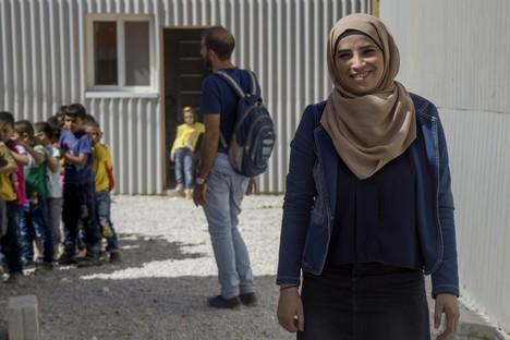 CatalyticAction réalise l'école Jarahieh pour les enfants syriens réfugiés au Liban