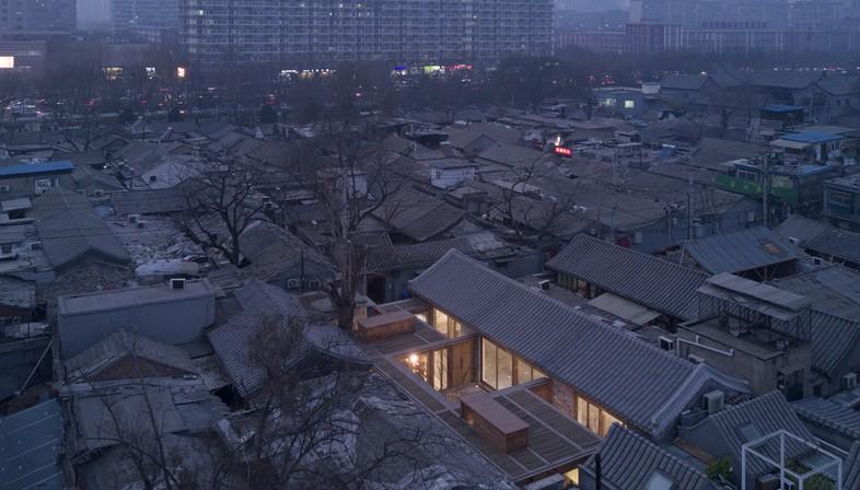 Le cabinet Vector Architects réalise Courtyard Hybrid à Pékin