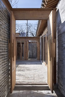 Le cabinet Vector Architects réalise Courtyard Hybrid à Pékin