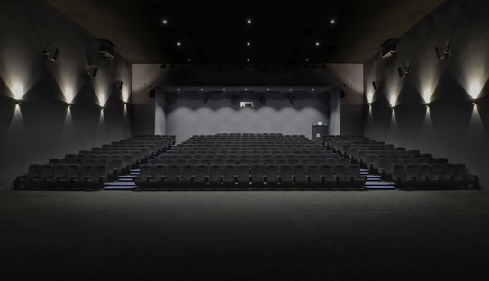 TRACKS: Cinéma Arcadia à Riom (France)