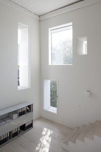 Kirchplatz Residence+Office d'Oppenheim Architecture