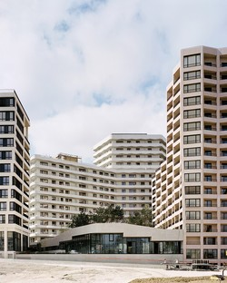 Tolila+Gilliland et TVK signent l'îlot culturel des Batignolles à Paris