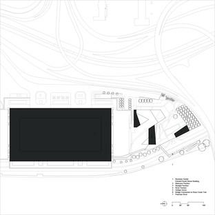 Steven Holl signe The REACH, l'agrandissement du JFK Center for the Performing Arts