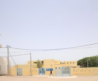 Urko Sanchez réalise un projet à Djibouti pour SOS Villages d'enfants