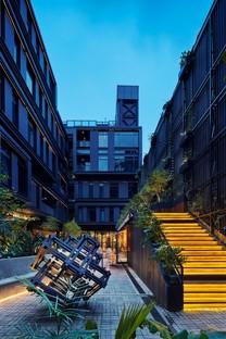 Plan:b arquitectos : hôtel Click Clack à Medellín