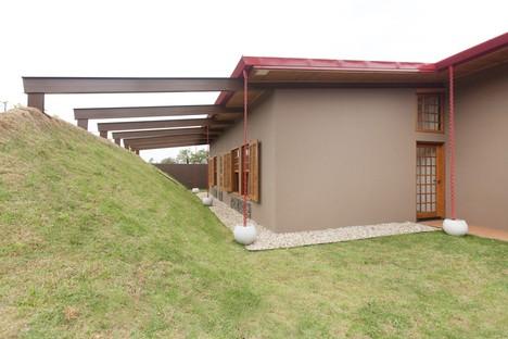 AUÁ arquitetos signe Casa Laguna à Botucatu (Brésil)