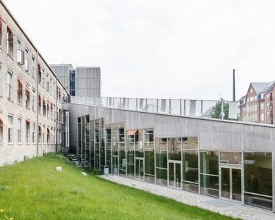 COBE signe la Maison des bénévoles de la Croix-Rouge à Copenhague