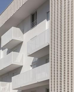 Logements collectifs sociaux à Ivry-sur-Seine signés Tectône Architectes