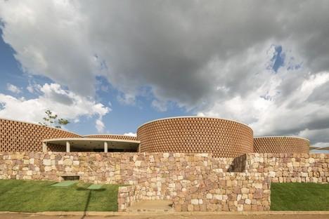 Le cabinet Lins signe le gymnase du centre universitaire Unileão à Juazeiro do Norte (Brésil)