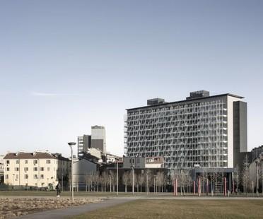 Milan : Progetto CMR signe De Castillia 23 dans le cadre du programme Urban Up du Groupe Unipol