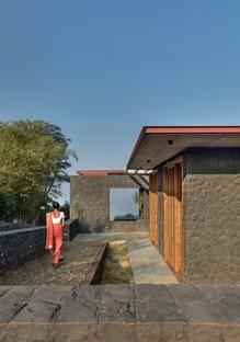 Khosla Associates signe un refuge dans les Ghats occidentaux (État du Maharashtra en Inde)