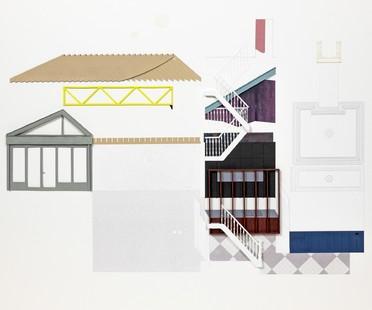 Le cabinet Bovenbouw restructure une maison sur la Lovelingstraat à Anvers