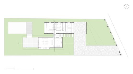 Le cabinet Solo Arquitetos signe la Lake House