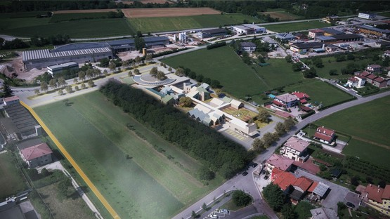 Le cabinet Peluffo&Partners signe le projet « Borgo Solidale » à Cornedo (Italie)