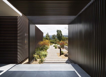 Tierwelthaus de Feldman Architecture : tout le confort moderne au cœur de la Californie sauvage