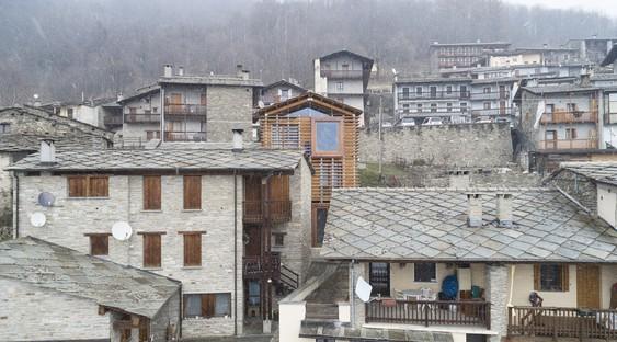 Mizoun de la Villo et renaissance d'un bourg à Ostana