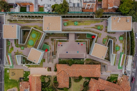 Mazzanti signe l'agrandissement du Colegio Helvetia de Bogota