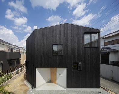 Tato Architects signe la Functional Cave, une maison en spirale à Takatsuki