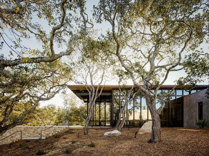 Luxe et développement durable à la Clint Eastwood : le Studio Schicketanz pour Tehama Carmel
