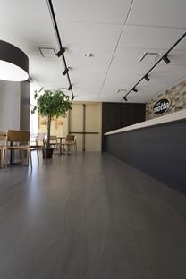 Entretien avec Diego Granese : les bureaux de Caffè Motta à Salerne
