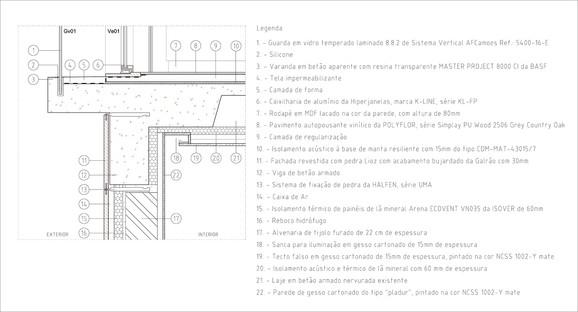 Liberdade 40 de Contacto Atlântico : la rénovation selon les traditions locales