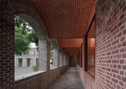 TAO Trace Architecture Office signe le Xinzhai Coffee Manor