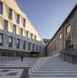La nouvelle mairie de Bodø conçue par Atelier Lorentzen Langkilde