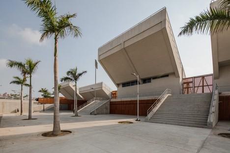 Mazzanti signe l'agrandissement du stade Romelio Martinez à Barranquilla