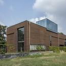 Palm Avenue d'Architecture Discipline : un ouvrage qui renoue avec la nature à New Delhi