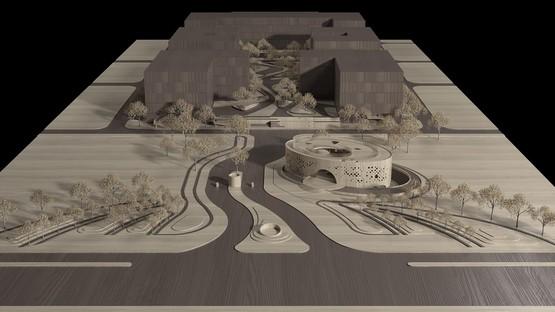 CROX Group signe le nouveau White Building du Chengdu Science and Technology Industry Incubation Park