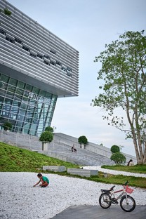 OPEN Architecture signe le Pingshan Performing Arts Center