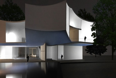 Steven Holl réalise le Winter Visual Arts Building à Lancaster en Pennsylvanie