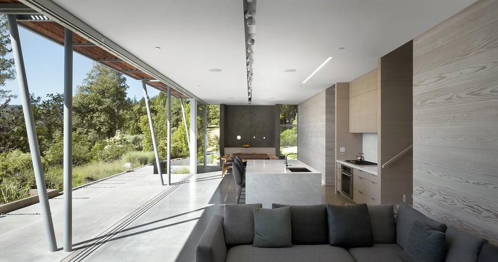 Sunrise de Feldman Architecture