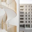 Le complexe de logements de Tectône - Architectes Urbanistes pour l'Île de Nantes