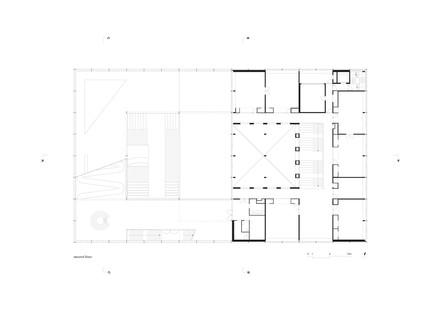 Le cabinet Xaveer De Geyter Architects signe l'école Melopee 195 à Gand