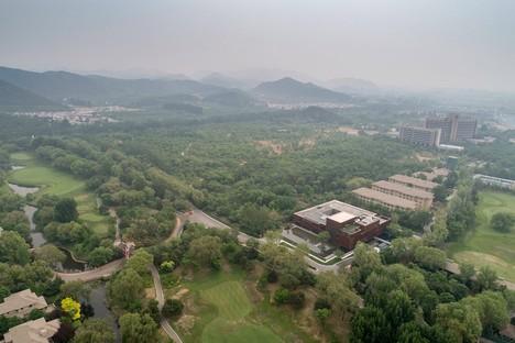 Le cabinet Neri & Hu signe le centre culturel Junshan
