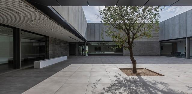 Lerman Architects réalise à Tel Aviv le Centre TEO pour la culture, l'art et le contenu