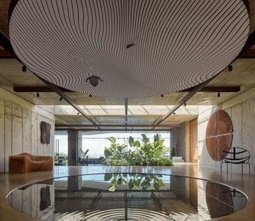 Refuel works et Formafatal signent l'Art Villa au Costa Rica