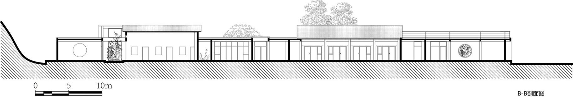 3andwich Design / He Wei Studio signent le B Garden