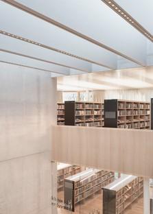 Dietrich Untertrifaller signe la nouvelle bibliothèque publique de Dornbirn