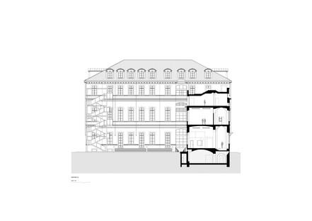 Archisbang+Areaprogetti signent la requalification de l'école Pascoli de Turin
