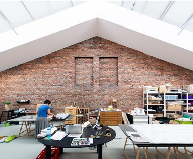 Le cabinet Atelier Brückner restructure les Wagenhallen de Stuttgart
