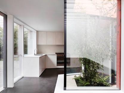 Le cabinet 31/44 Architects réalise la Red House dans le quartier d'East Dulwich à Londres