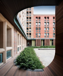 UDA présente le campus international de l'université du Zhejiang en Chine