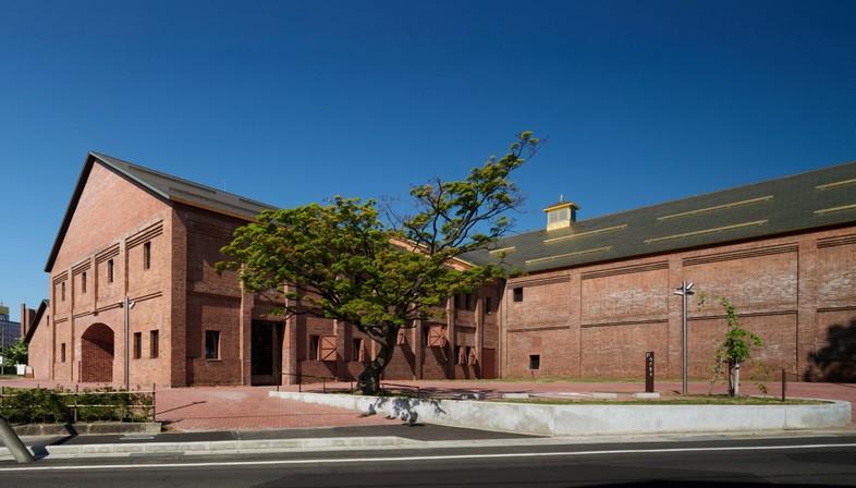 L'Atelier Tsuyoshi Tane signe le musée d'art contemporain d'Hirosaki
