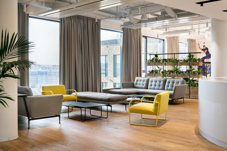 Perspektiv réalise les bureaux de FEG Fortuna Entertainment Group à Prague
