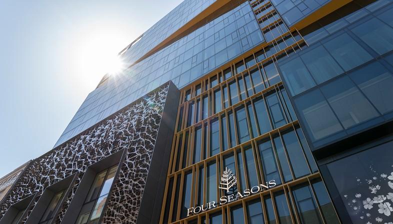 Lemay et Sid Lee Architecture signent le Four Seasons Hotel de Montréal